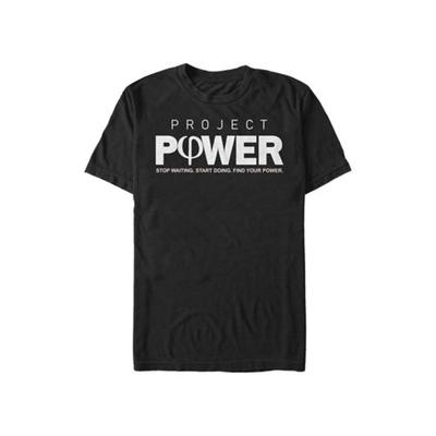 """Project Power Black Project Power """"Find Your Power"""" T-Shirt"""