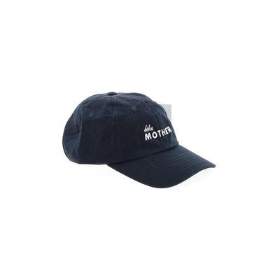 Assorted Brands Baseball Cap: Blue Solid Accessories
