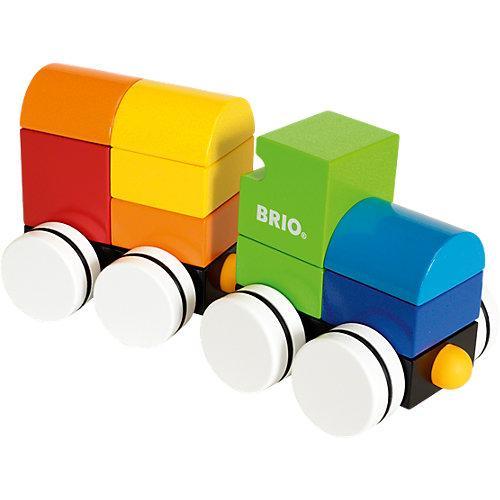Magnetischer Holz-Zug