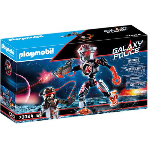 PLAYMOBIL® Galaxy Police 70024 Galaxy Pirates-Roboter, bunt