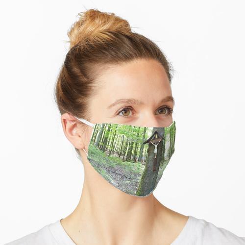 Waldaltar im Olsberg Maske