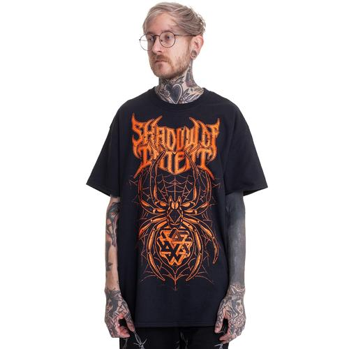 Shadow Of Intent - Spider - - T-Shirts