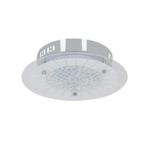 LED-Deckenleuchte 'Klara' Näve Chrom