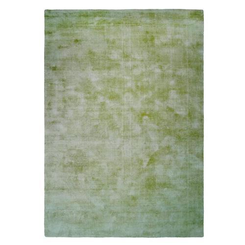 Handwebteppich 'Gert' Kayoom Grün