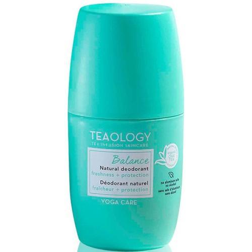 TEAOLOGY Hand & Body Balance Natural Deodorant Yoga Care 40 ml Deodorant Roll-On