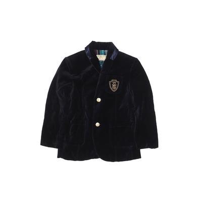 Leo & Lily Blazer Jacket: Blue J...
