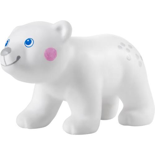 HABA Little Friends Eisbärbaby, weiß