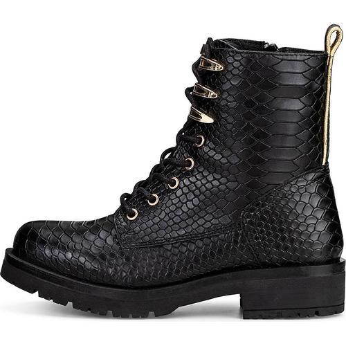 COX, Trend-Boots in schwarz, Boots für Damen Gr. 39