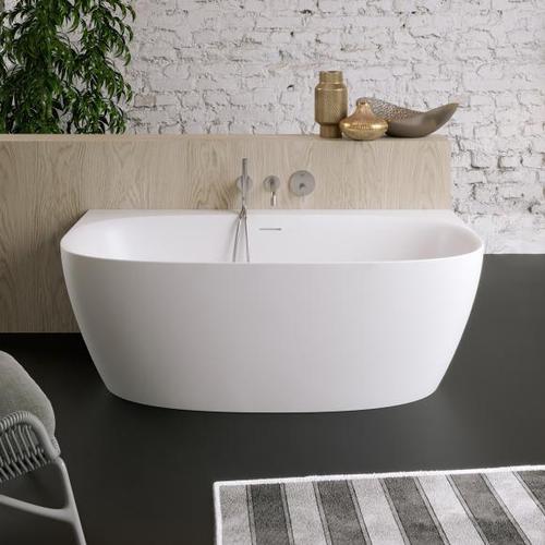 PREMIUM 200 Vorwand-Badewanne mit Verkleidung Länge: 170, Breite: 80, Höhe: 58 cm PR1236