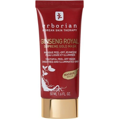 Erborian Ginseng Royal Supreme Gold Mask 50 ml Gesichtsmaske