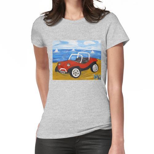 Düne Buggy Sommer Frauen T-Shirt