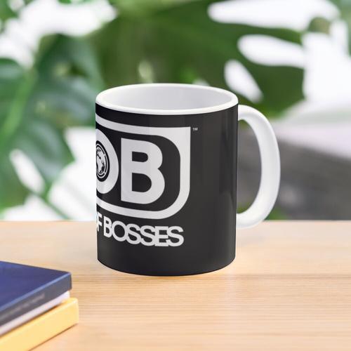 Kreis der Bosse Tasse