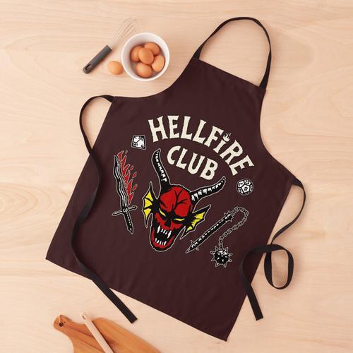 Der Hellfire Club Schürze