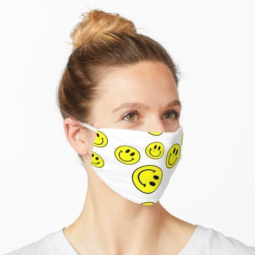 Smiley Smileys Maske