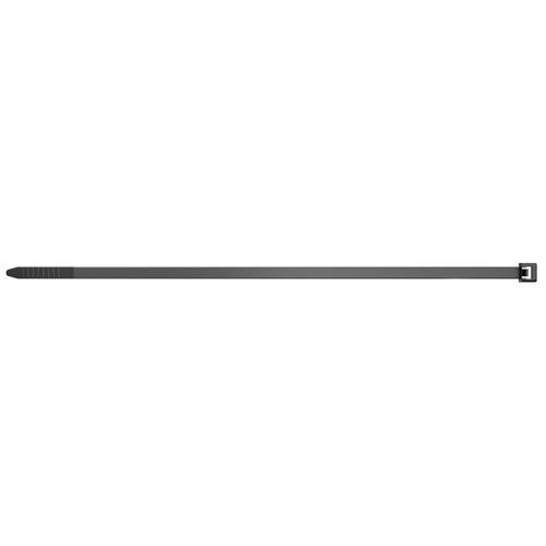 Fischer Kabelbinder 'UBN' schwarz 300 x 3,6 mm, 100 Stück