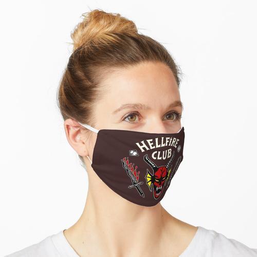 Der Hellfire Club Maske