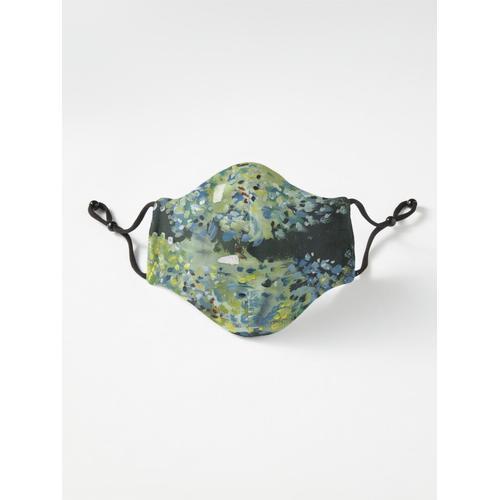 Blättervorhang Puzzle Größe Maske