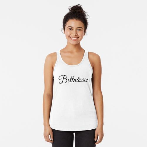 Bettnässer Racerback Tank Top