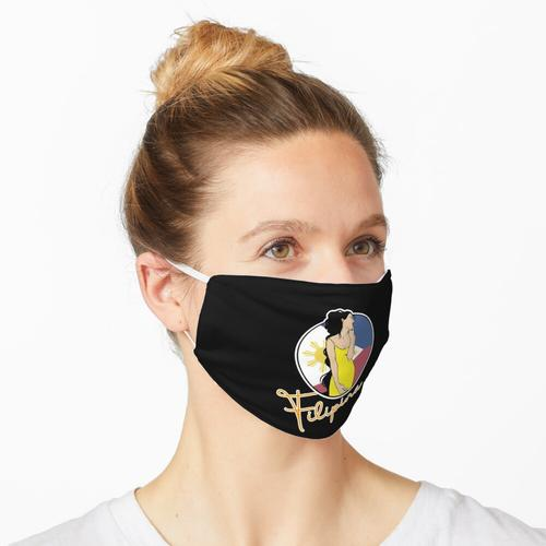 Filipina Stolz Stolz Filipino Maske