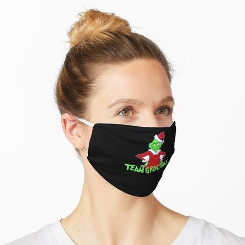 TEAM GRINCHMAS GRINCHES Maske