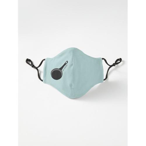 Skriddle oder Pfanne? Maske