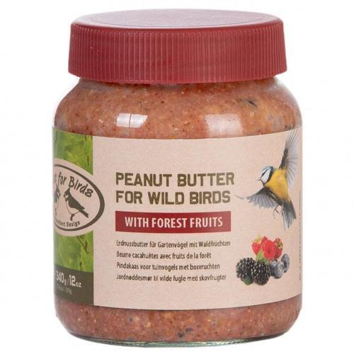 Waldfrucht- Erdnussbutter