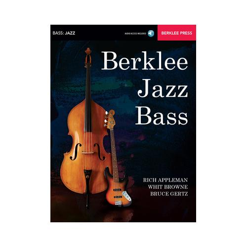 Berklee Press Berklee Jazz Bass