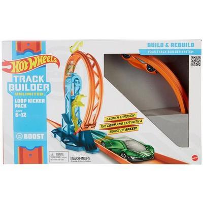 Hot Wheels Track Builder Loop Kicker Pack