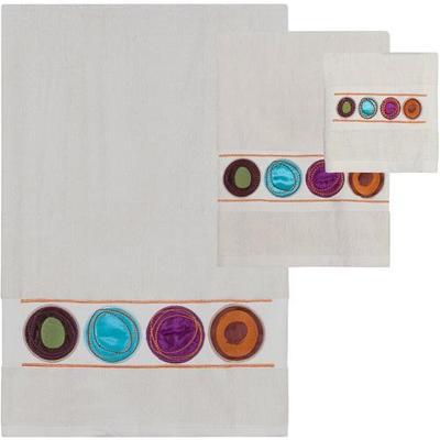 Creative Bath Dow Swirl Towel Collection