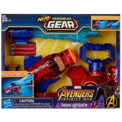Nerf Avengers Infinity War Spider-Man Assembler Gear