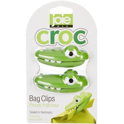Joie 2-pc. Croc Head Bag Clip Set