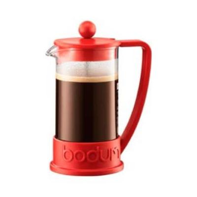 Bodum - Red DS Brazil French Pre...