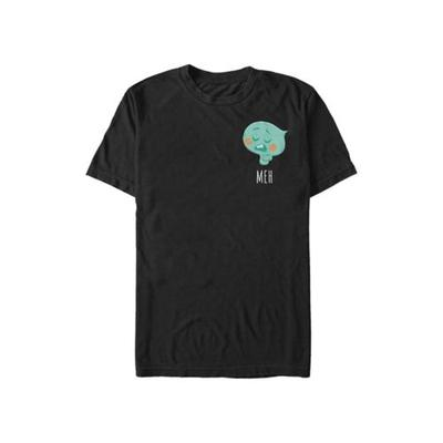 Disney Pixar™ Black Soul 22 Meh Graphic T-Shirt
