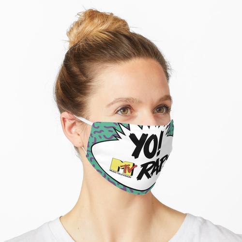 Yo! MTV Raps Maske