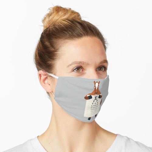 PFERDETRAGENTABELLE Maske