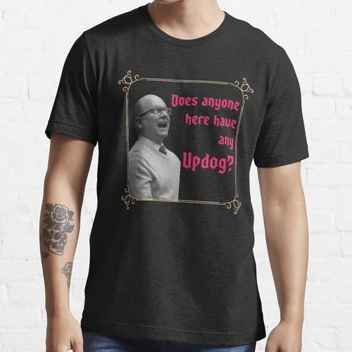 Colin Robinson - Hochsteckfrisur Essential T-Shirt