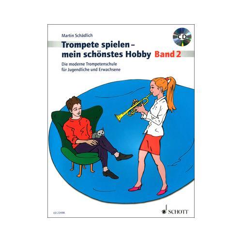 Schott Trompete Spielen Hobby 2