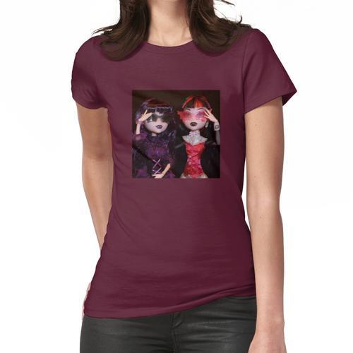 Monsterhohe Puppen Frauen T-Shirt