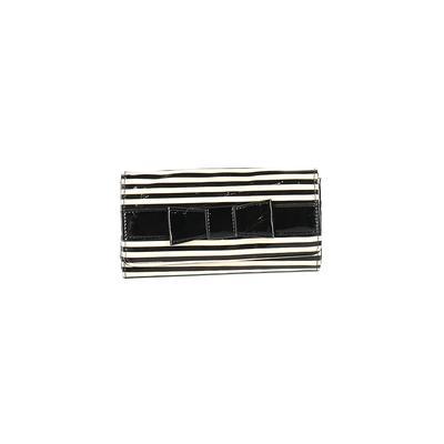 Unbranded - Wallet: Black Stripes Bags