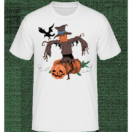 Kürbis Vogelscheuche - Shirtinator Männer T-Shirt