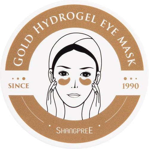 Shangpree Gold Hydrogel Eye Mask 60 Stk. Augenmaske
