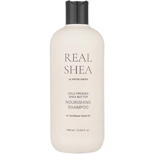 Rated Green Real Shea Butter Nourishing Shampoo 400ml