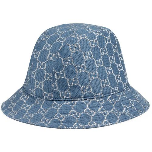 Gucci Fischerhut aus GG Lamé