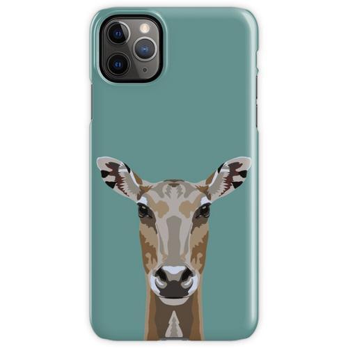 Passfoto - Nilgai iPhone 11 Pro Max Handyhülle