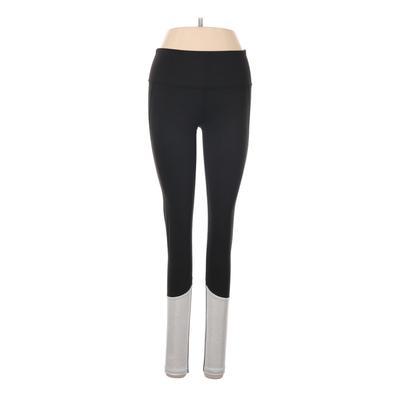Victoria Sport Active Pants - Super Low Rise: Black Activewear - Size Small
