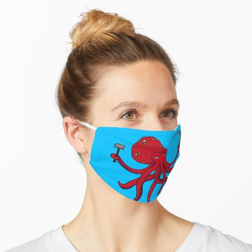 Communist Octopus (Kommunistische Krake) Maske