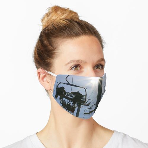 Sessellift - Ski Morin Höhe Maske