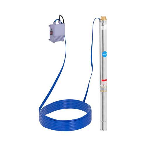 hillvert Brunnenpumpe - 3.780 l/h - 750 W HT-ROBSON-SP750-85