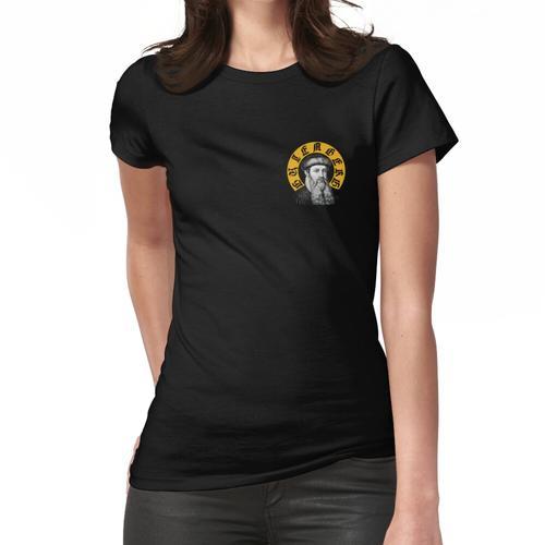 Saint Gutenberg Frauen T-Shirt