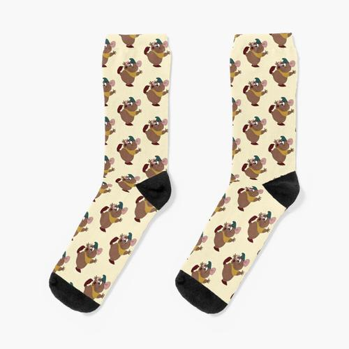 Gus-Muster Socken